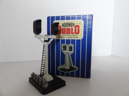 Hornby Dublo ES7 Colour Light Junction Signal - Boxed
