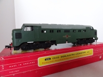 "Hornby Dublo 2232 ""CO-CO"" Deltic ClassLocomotive - BR Green - 2 Rail"