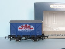 "NEW WRENN W7002B ""Albion"" Vent Van  - Blue - Limited Edition"