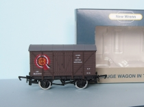 "NEW WRENN W7001A Vent Van ""BMC"" - Brown - Limited Edition"
