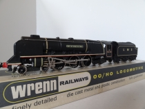 "Wrenn W2227 ""City of Stoke on Trent"" City Class - LMS Black -  P3 Issue"