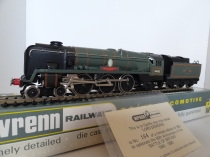 "Wrenn W.2415 ""Lord Dowding"" Locomotive-BR Green-Ltd Edition-RARE 1992 Issue"