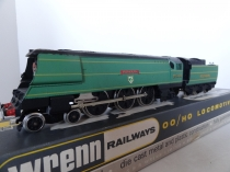 "Wrenn W2266 ""Plymouth"" SR Green Locomotive - 1983 issue"