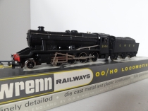 Wrenn W2240 2-8-0 LNER 8F - Black - 3144 - Early P4