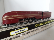 NEW WRENN W8002A CORONATION STREAMLINER - 25 LIMITED EDITIONS - ONLY 2 Left!