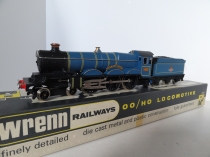 "Wrenn W2223 ""Windsor Castle"" BR Blue - Mid P3 issue"