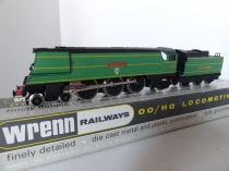 "Wrenn W2266 ""Plymouth"" SR Green Locomotive - 1990 Issue"