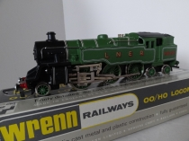 Wrenn W2271 2-6-4 Tank - 9025 - LNER Green - 1985 issue - Rare