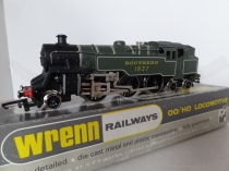 Wrenn W2245 2-6-4 Southern Region Tank Locomotive-SR Green - P4 Issue