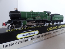 "NEW WRENN W8000C ""TINTAGEL"" Castle Class - Limited Edition - 1948 Livery"