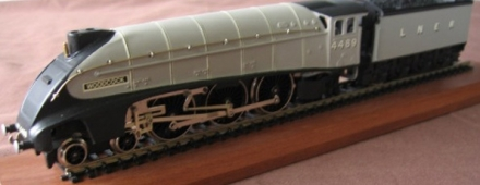 Wrenn W2283 A4 Class Woodcock Locomotive