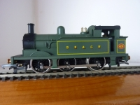 Wrenn W.2201 S.E. and Chatham Railway R1 Tank - RARE