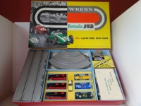 Wrenn 152 Triple Electric Model Motor Racing - Fantastic