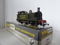 W2207 0-6-0 SR Green Southern Tank Locomotive Variations