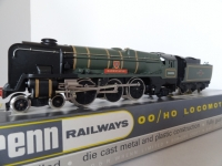 W2235 Barnstable West Country Class Locomotive Variations