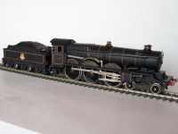 NEW WRENN 00 Gauge is launched at Ally Pally 2018 - W8000  Dartmouth Castle + Wagons
