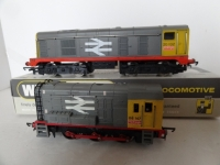 Wrenn Class 20 and 08 Diesels - Railfreight Series Review